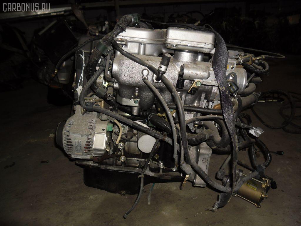 Двигатель HONDA ORTHIA EL3 B20B. Фото 7