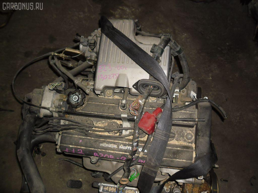Двигатель HONDA ORTHIA EL3 B20B. Фото 10