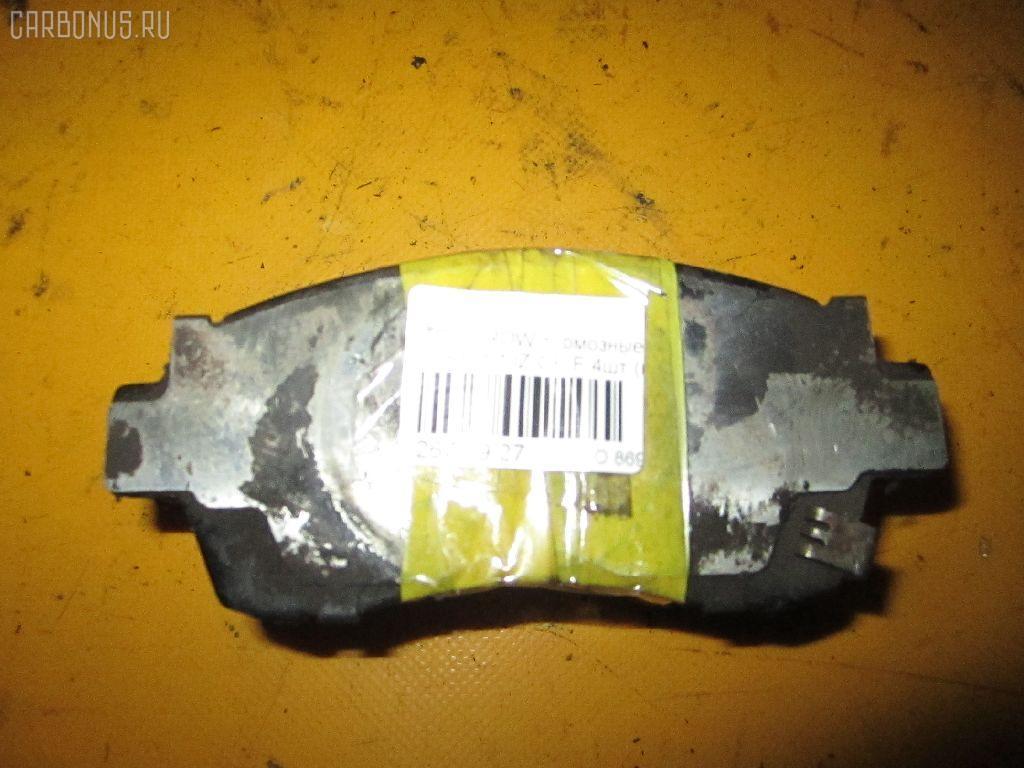 Тормозные колодки TOYOTA PROGRES JCG10 1JZ-FSE. Фото 8