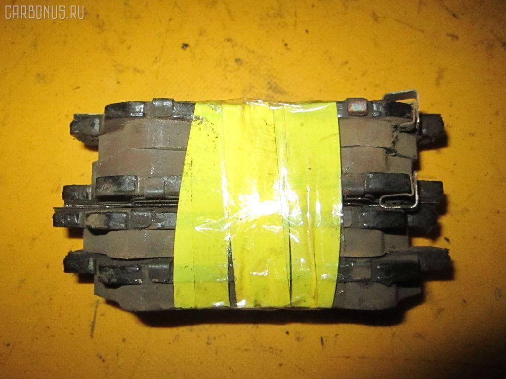 Тормозные колодки TOYOTA PROGRES JCG10 1JZ-FSE. Фото 9