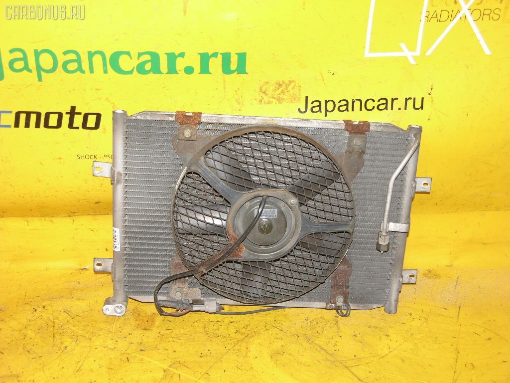 Радиатор кондиционера SUZUKI ESCUDO TA01W G16A. Фото 7