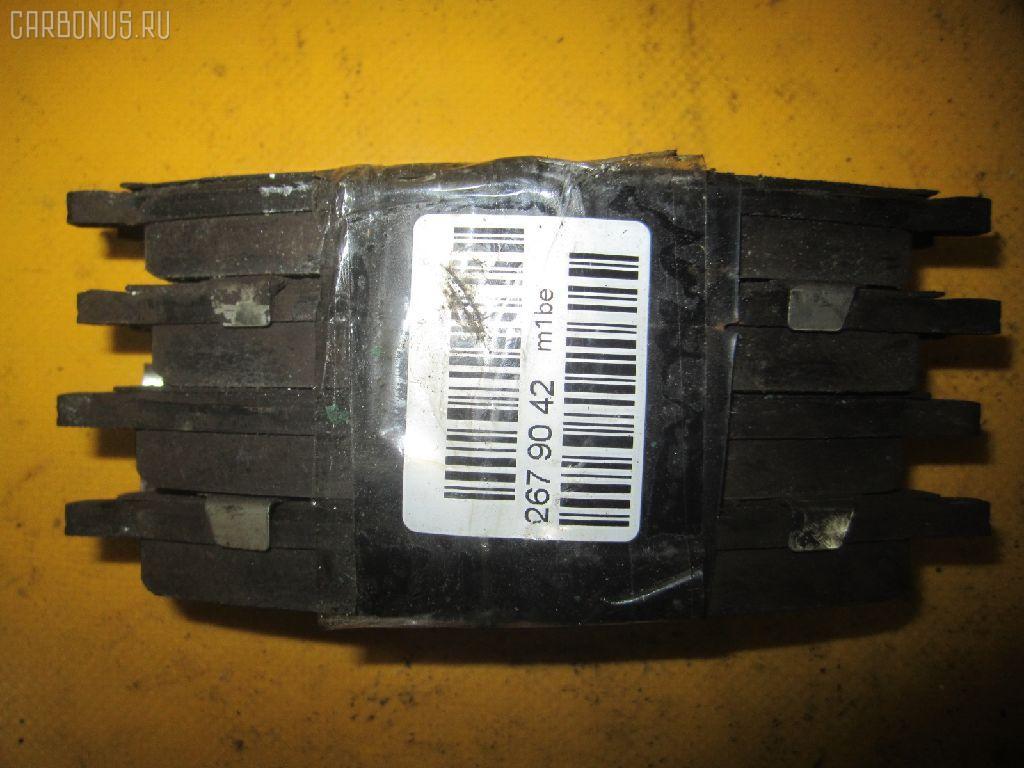 Тормозные колодки NISSAN SUNNY FB15 QG15DE. Фото 4