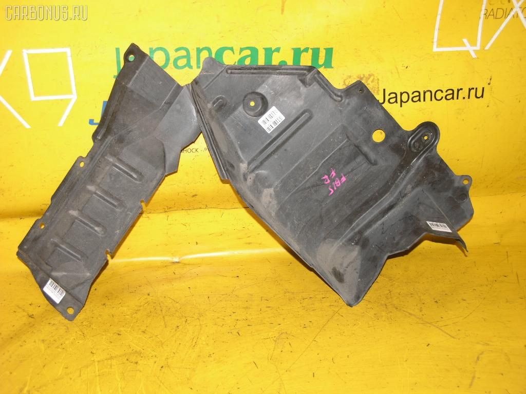 Защита двигателя NISSAN SUNNY FB15 QG15DE. Фото 5