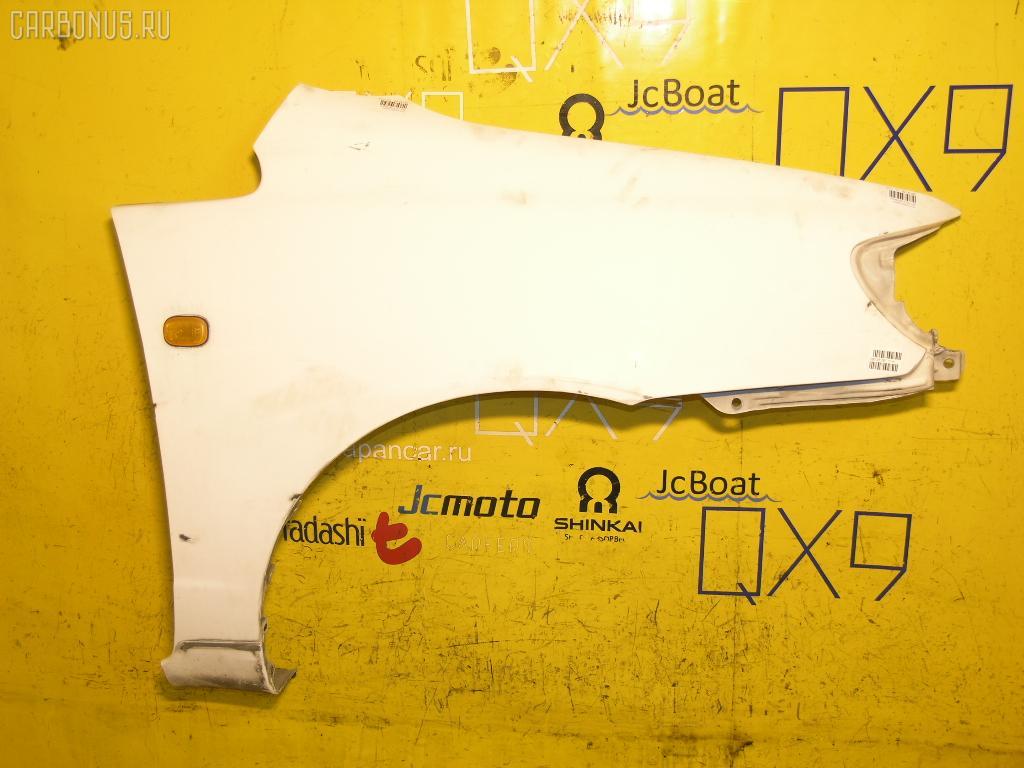 Крыло переднее TOYOTA COROLLA SPACIO AE111N. Фото 7