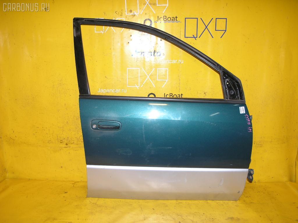 Дверь боковая TOYOTA IPSUM SXM10G. Фото 5
