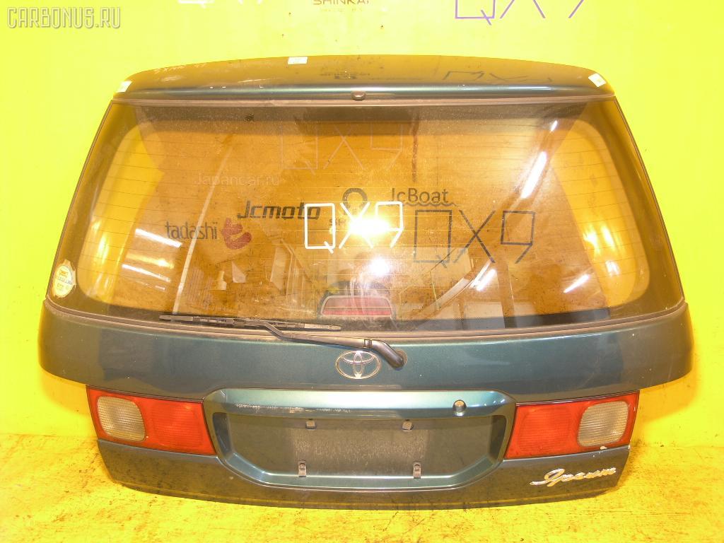 Дверь задняя TOYOTA IPSUM SXM10G. Фото 4