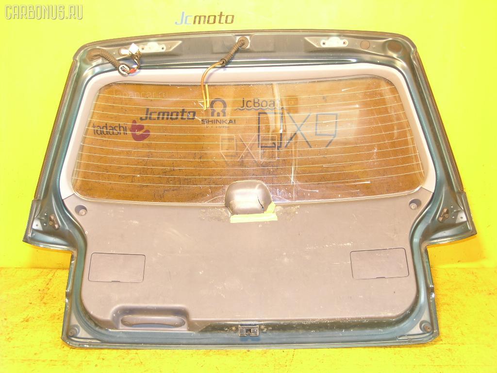 Дверь задняя TOYOTA IPSUM SXM10G. Фото 5