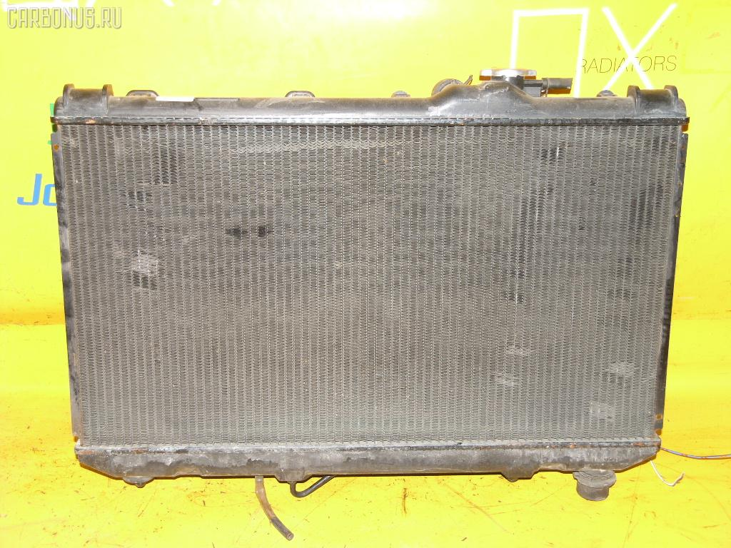 Радиатор ДВС TOYOTA VISTA SV32 3S-FE. Фото 4