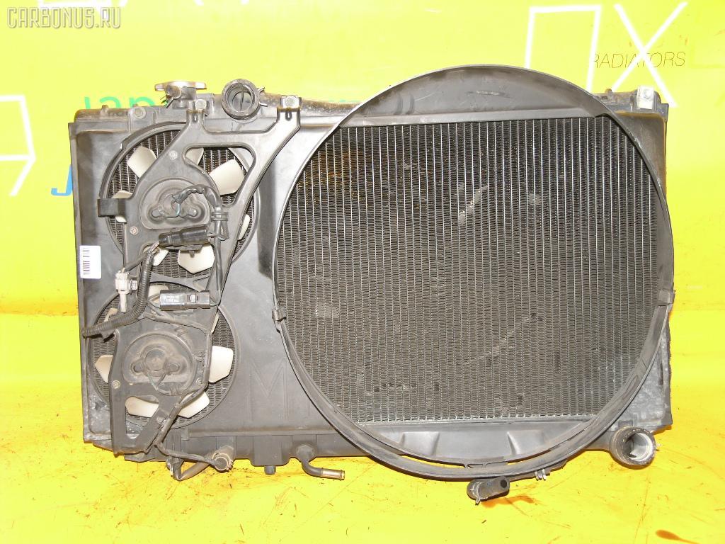 Радиатор ДВС TOYOTA MARK II JZX81 1JZ-GE. Фото 3
