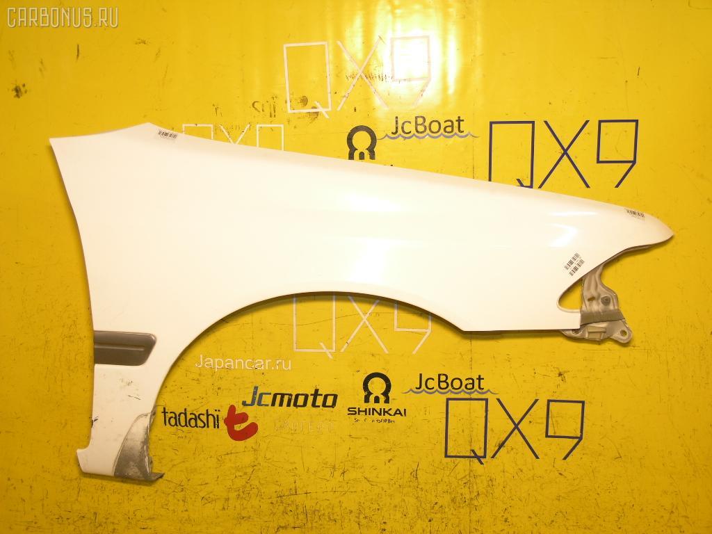 Крыло переднее TOYOTA CARINA AT211. Фото 9