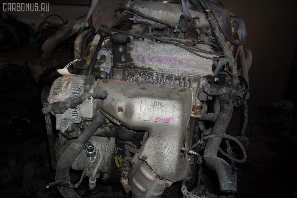 Двигатель TOYOTA NADIA SXN10 3S-FE. Фото 2