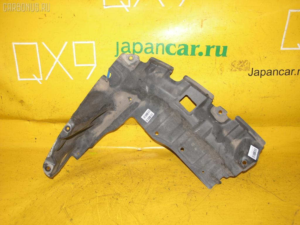 Защита двигателя TOYOTA VITZ SCP10 1SZ-FE. Фото 3