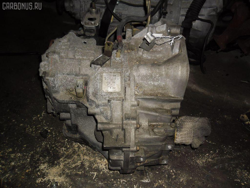 КПП автоматическая TOYOTA VITZ SCP10 1SZ-FE. Фото 10