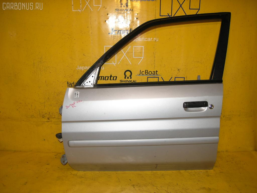 Дверь боковая MAZDA FORD FESTIVA MINI WAGON DW3WF. Фото 1