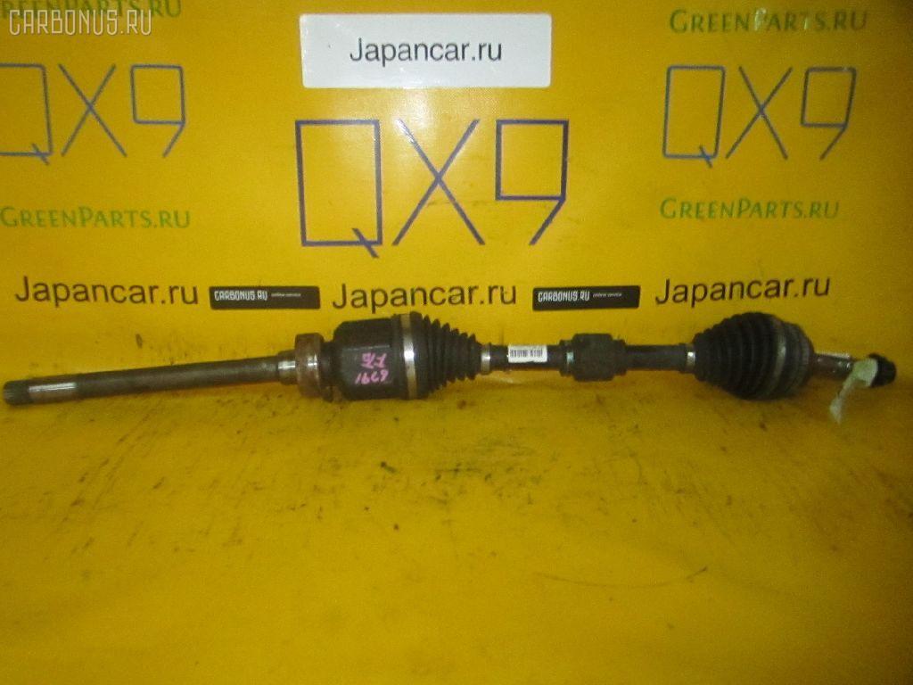 Привод Toyota Corolla fielder ZRE144G 2ZR-FE Фото 1