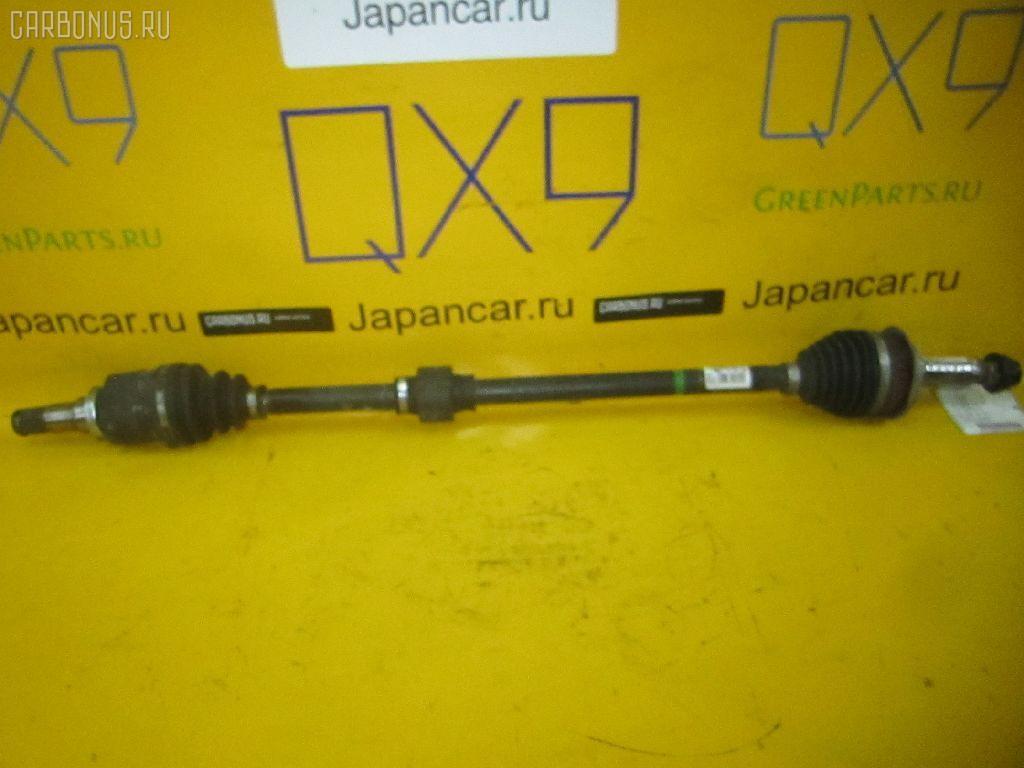 Привод TOYOTA VITZ KSP90 1KR-FE. Фото 1