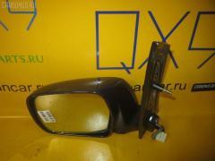 Зеркало двери боковой Toyota Noah AZR60G Фото 2
