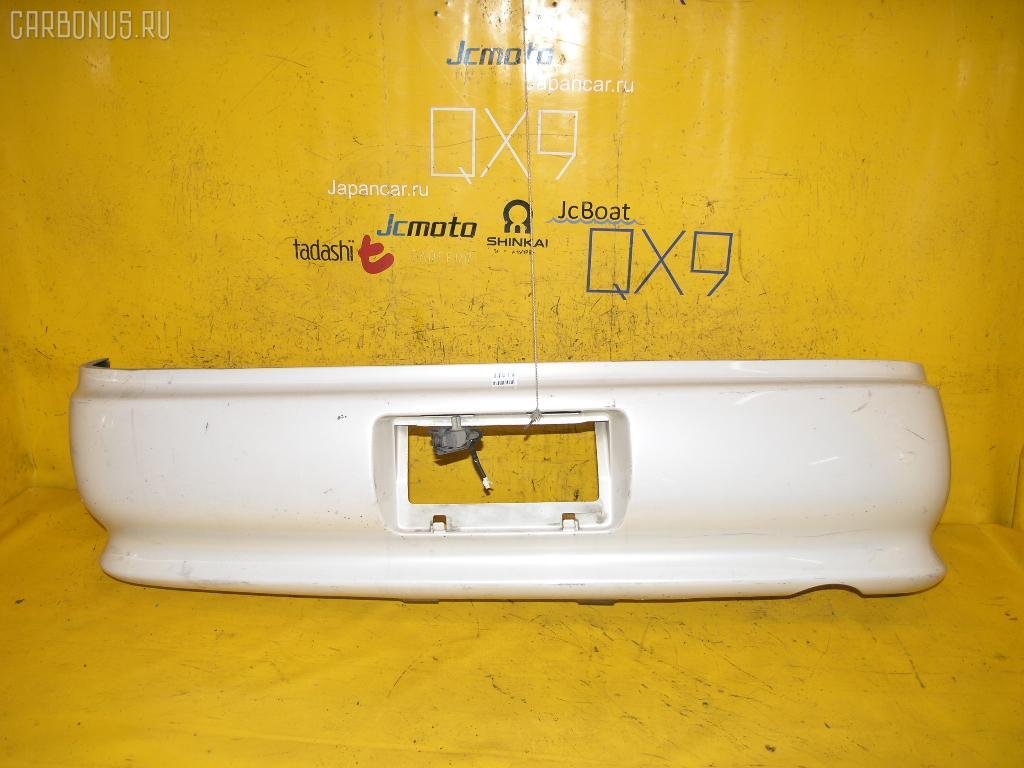 Бампер TOYOTA MARK II JZX90. Фото 3