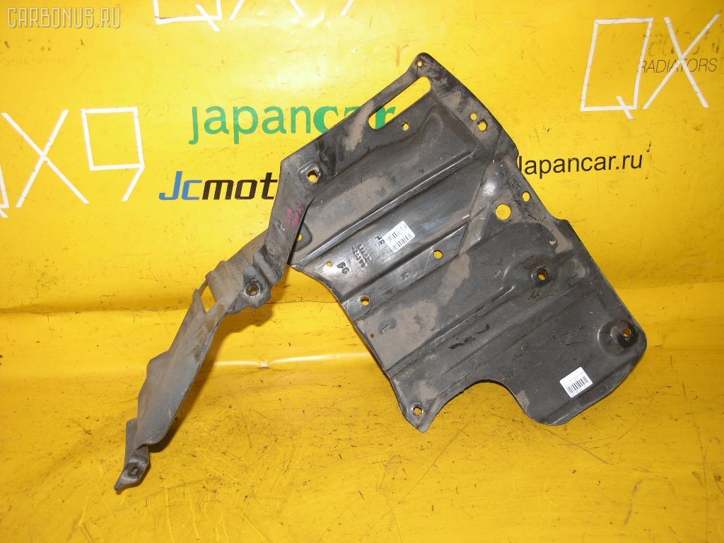Защита двигателя TOYOTA CARINA ST190 4S-FE. Фото 1