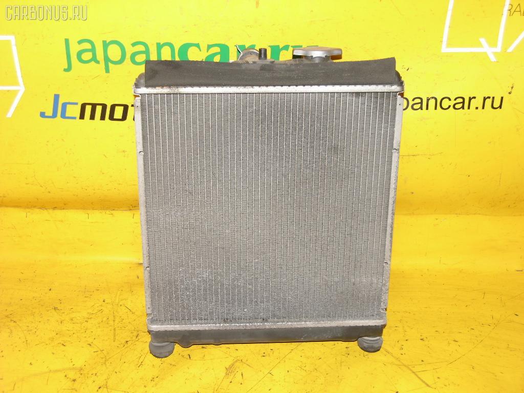 Радиатор ДВС HONDA PARTNER EY6 D13B. Фото 3