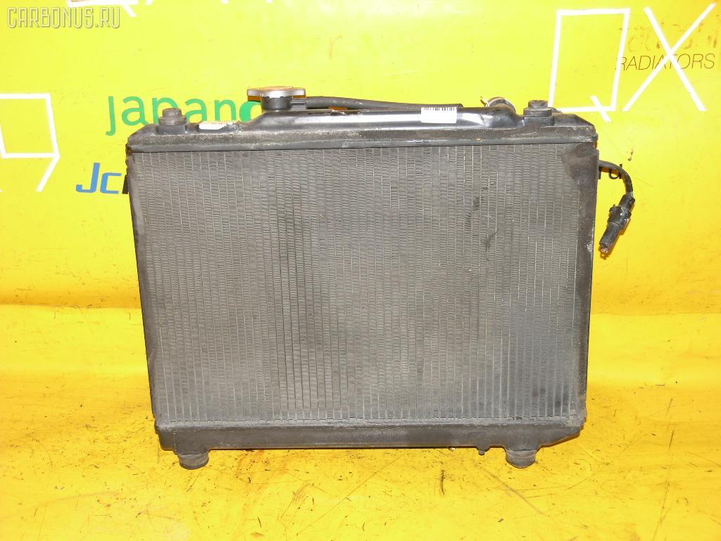 Радиатор ДВС SUZUKI CULTUS CRESCENT GC21S G15A. Фото 1