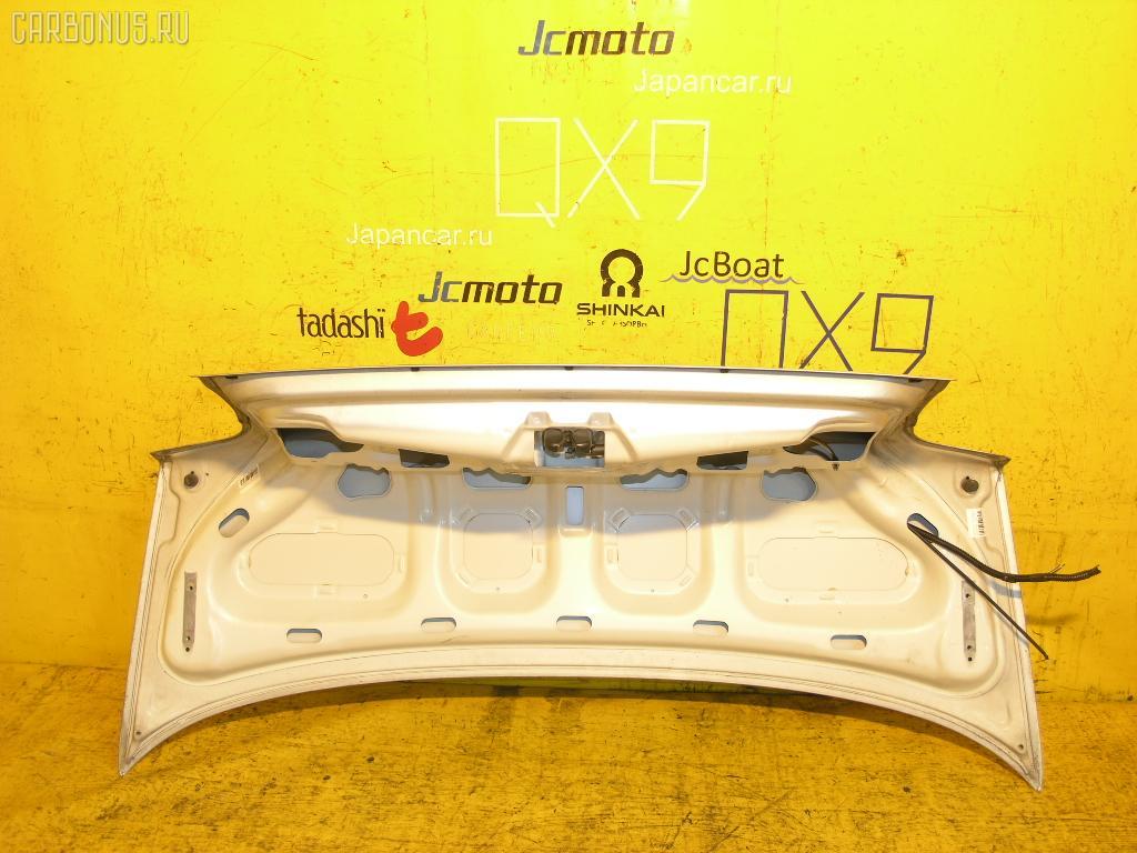 Крышка багажника SUZUKI CULTUS CRESCENT GC21S. Фото 2