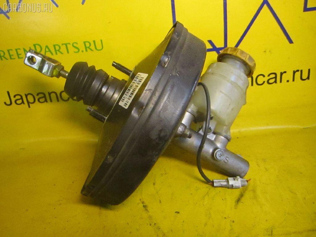 Главный тормозной цилиндр SUZUKI CULTUS CRESCENT GC21S G15A. Фото 1
