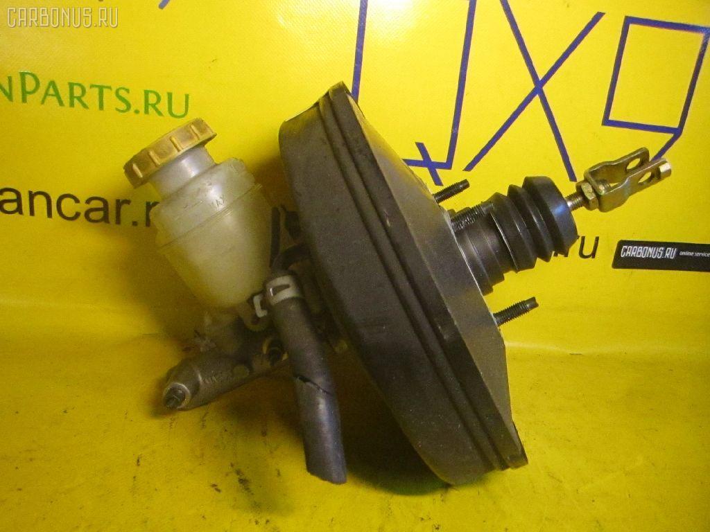 Главный тормозной цилиндр SUZUKI CULTUS CRESCENT GC21S G15A. Фото 2