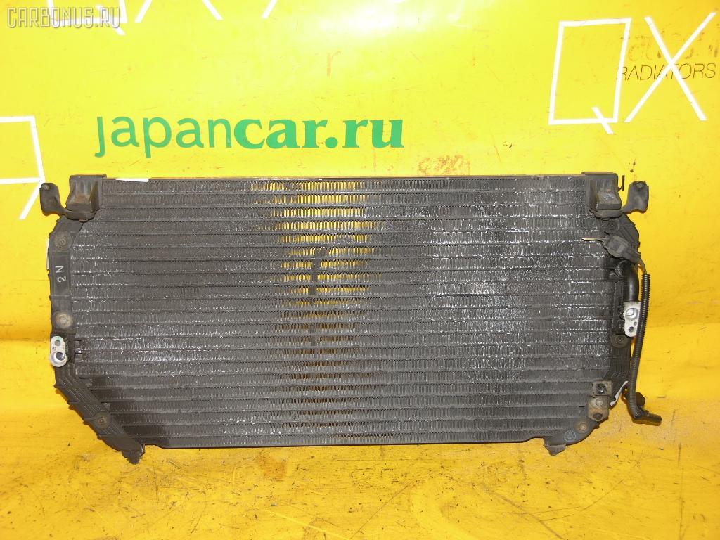 Радиатор кондиционера TOYOTA CALDINA ST191G 3S-FE. Фото 3