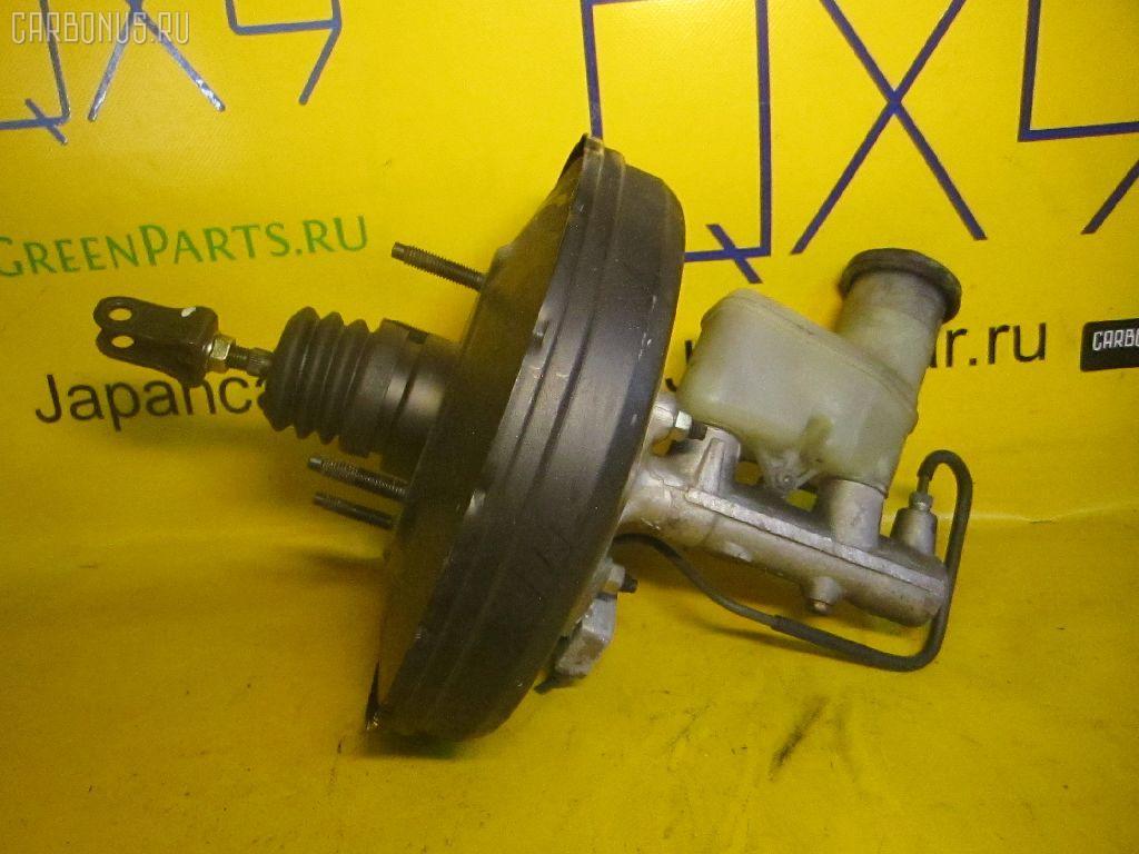 Главный тормозной цилиндр TOYOTA CALDINA ST191G 3S-FE. Фото 3