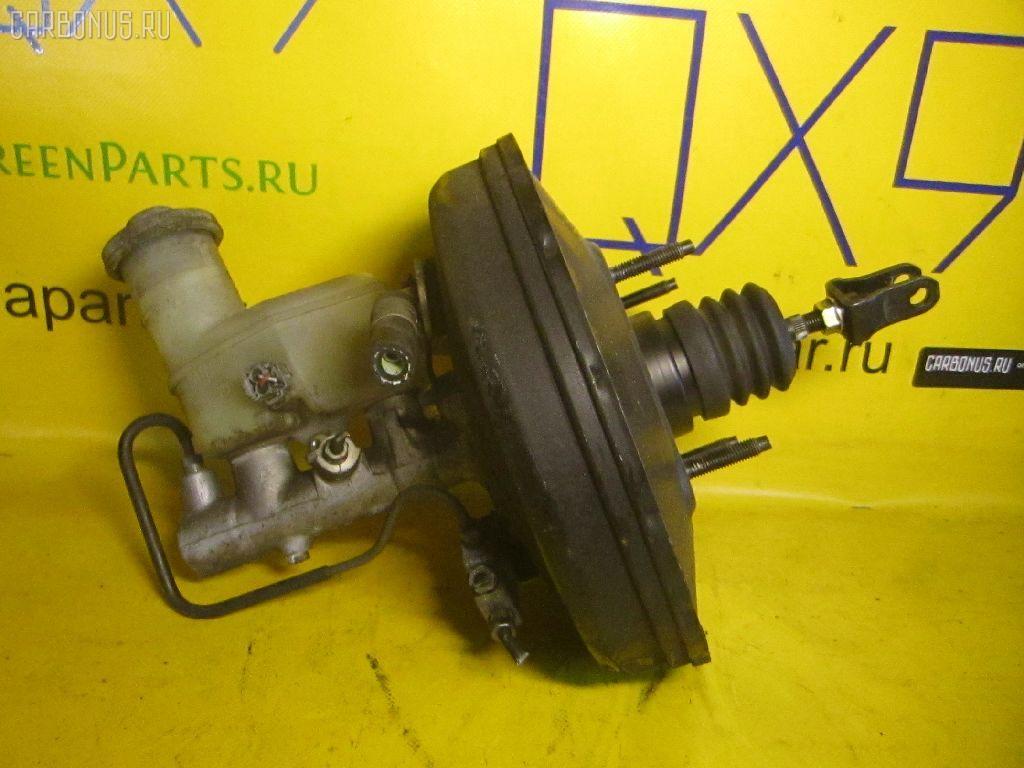 Главный тормозной цилиндр TOYOTA CALDINA ST191G 3S-FE. Фото 4