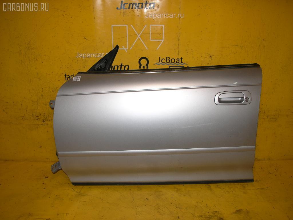 Дверь боковая TOYOTA MARK II JZX93. Фото 1