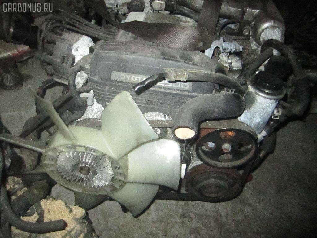 Двигатель TOYOTA MARK II JZX93 1JZ-GE. Фото 1