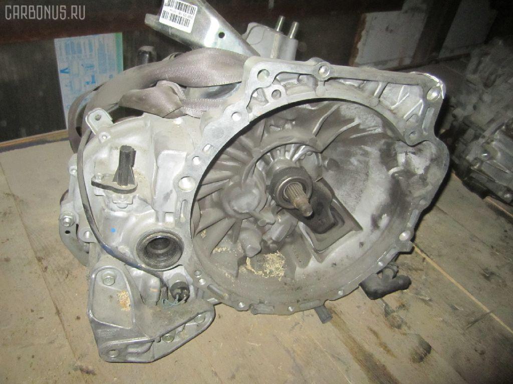 КПП механическая MAZDA DEMIO DE5FS ZY-VE. Фото 4