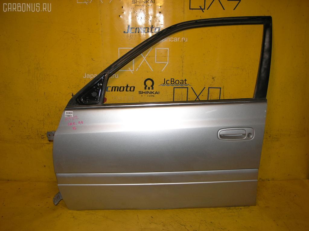 Дверь боковая TOYOTA CARINA AT212. Фото 5