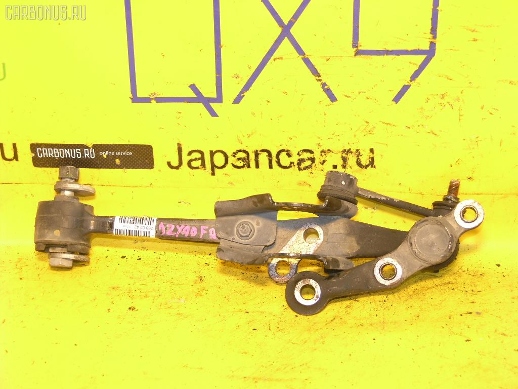 Рычаг TOYOTA MARK II JZX90. Фото 4