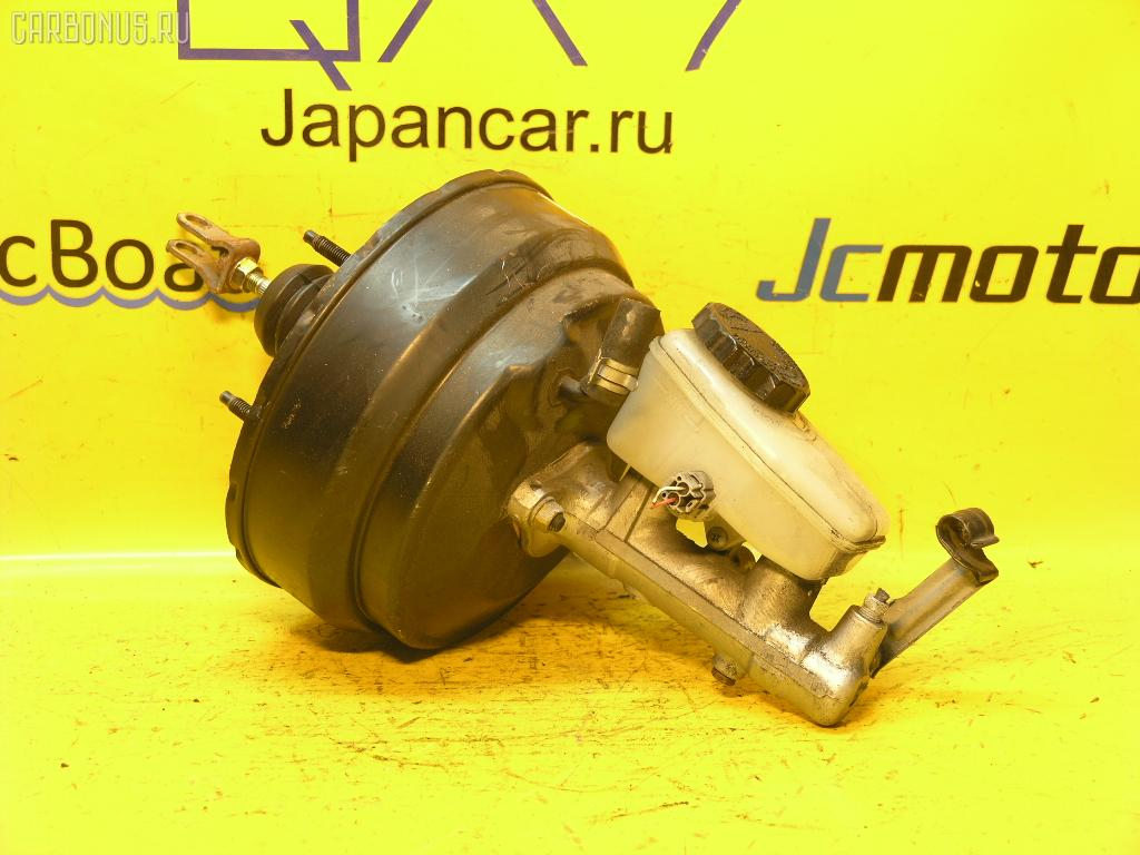 Главный тормозной цилиндр TOYOTA MARK II JZX90 1JZ-GE. Фото 6
