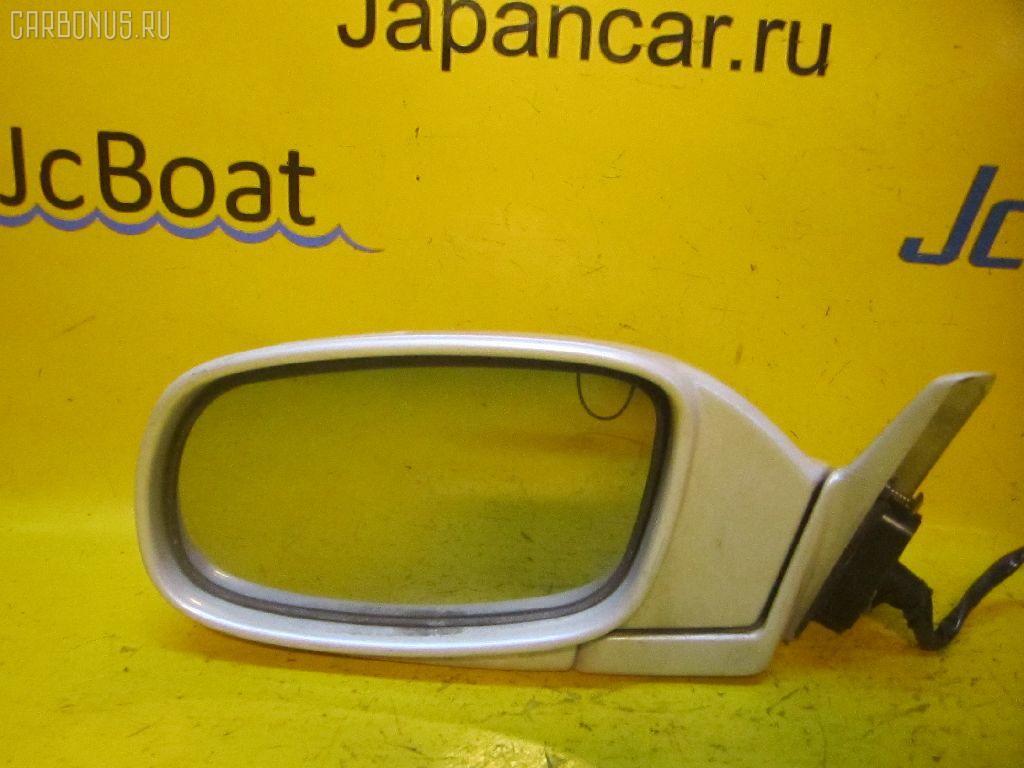 Зеркало двери боковой TOYOTA MARK II JZX90. Фото 10