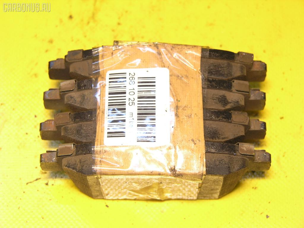 Тормозные колодки TOYOTA VISTA ARDEO ZZV50G 1ZZ-FE. Фото 1