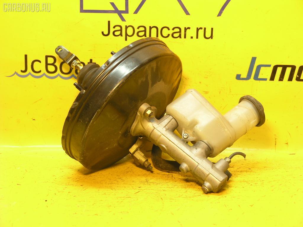 Главный тормозной цилиндр TOYOTA CORONA PREMIO AT211 7A-FE. Фото 6