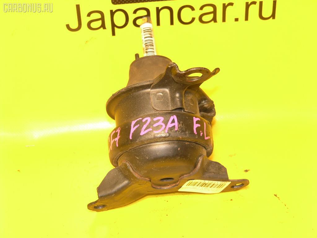 Подушка двигателя HONDA ACCORD WAGON CF7 F23A. Фото 2