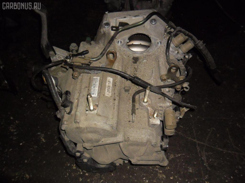 КПП автоматическая HONDA ACCORD WAGON CF7 F23A. Фото 3