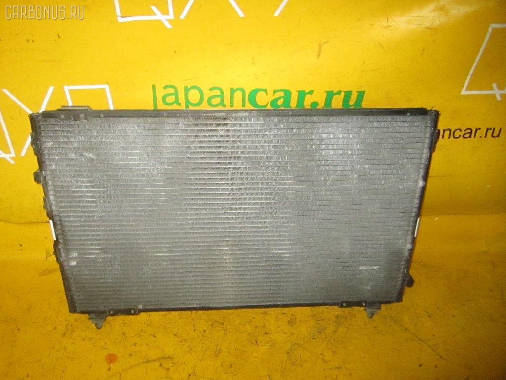 Радиатор кондиционера TOYOTA IPSUM SXM10G 3S-FE. Фото 8