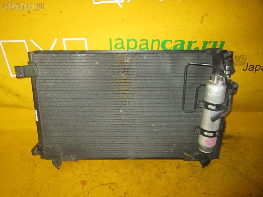 Радиатор кондиционера TOYOTA IPSUM SXM10G 3S-FE. Фото 9