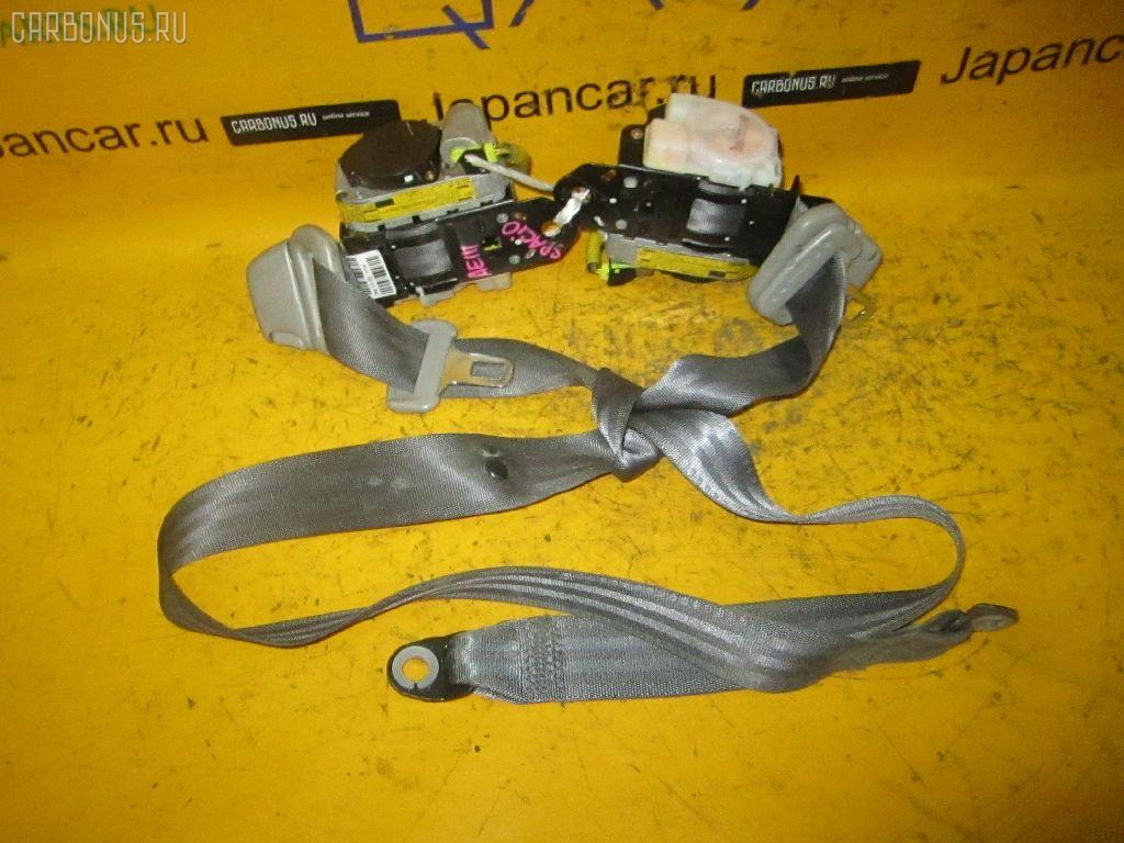 Ремень безопасности TOYOTA COROLLA SPACIO AE111N 4A-FE. Фото 1
