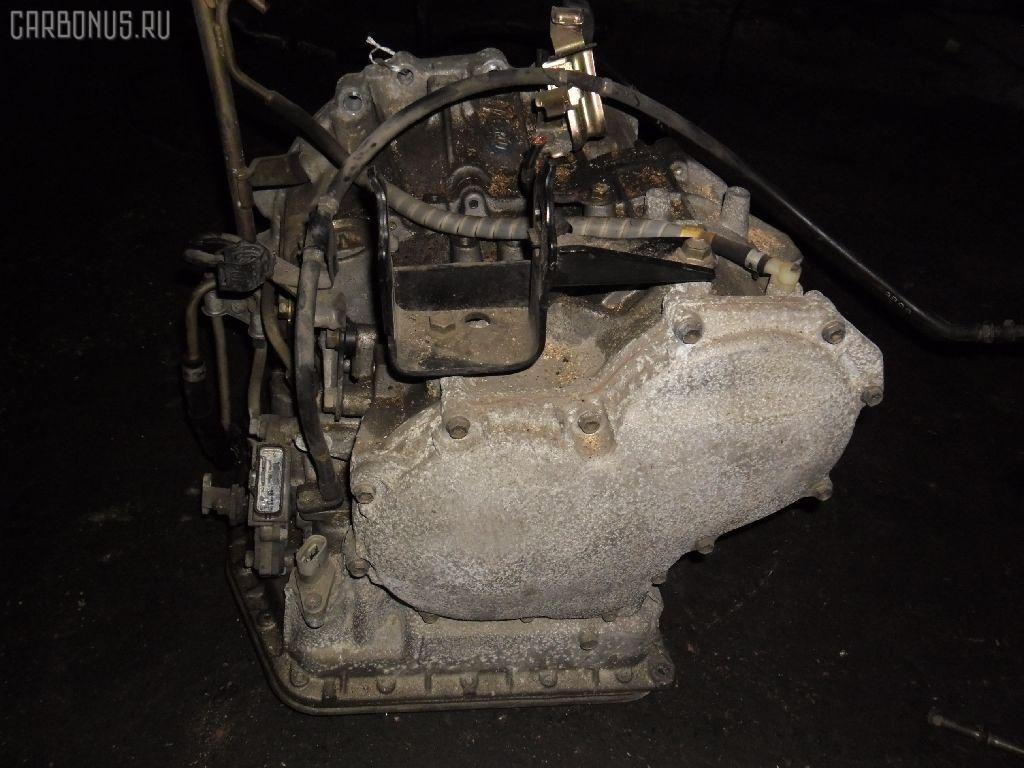 КПП автоматическая TOYOTA COROLLA SPACIO AE111N 4A-FE. Фото 11