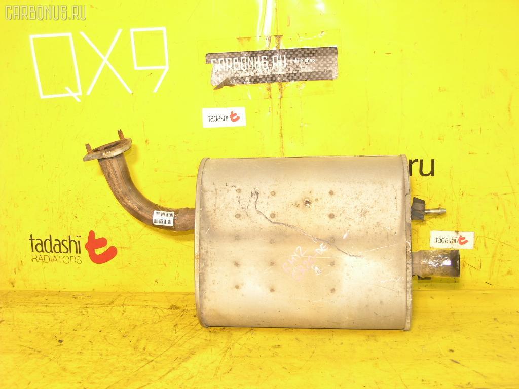 Глушитель NISSAN LIBERTY RM12 QR20DE. Фото 4