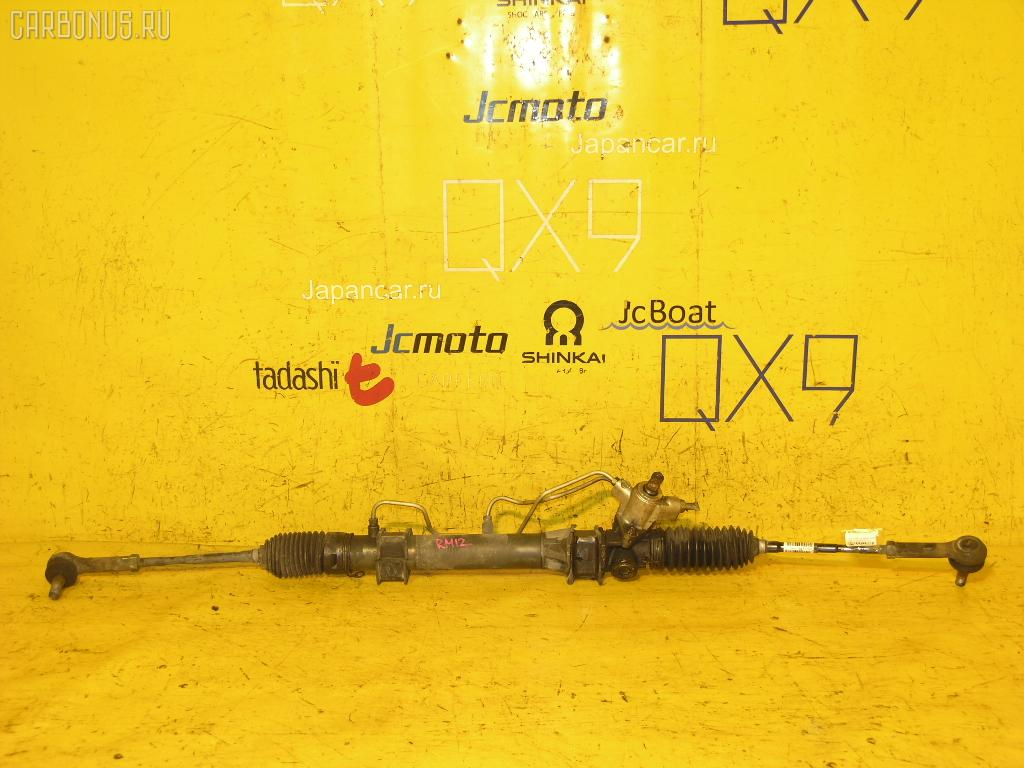 Рулевая рейка NISSAN LIBERTY RM12 QR20DE. Фото 6