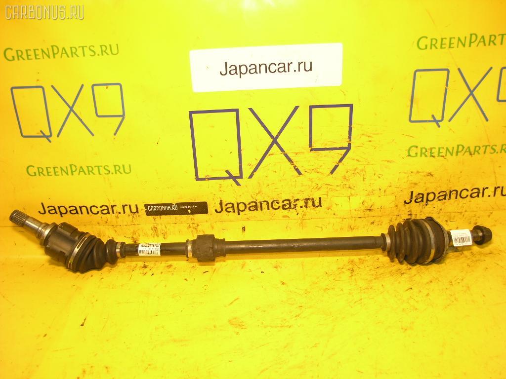 Привод TOYOTA VITZ KSP90 1KR-FE. Фото 4