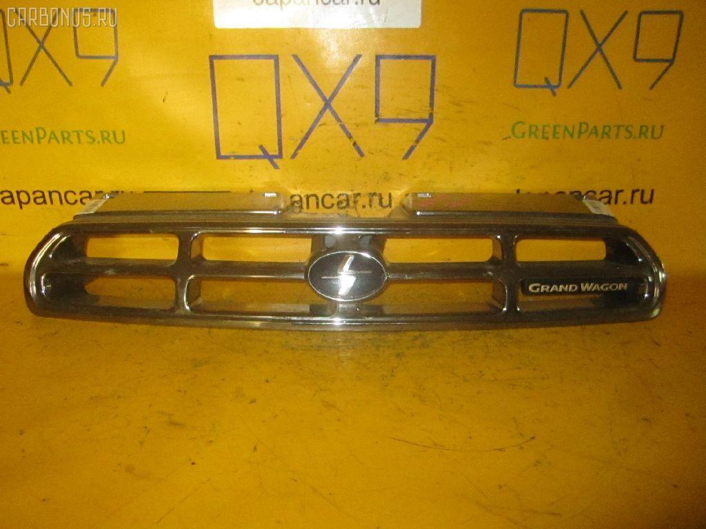 Решетка радиатора SUBARU LEGACY GRAND WAGON BG9. Фото 3